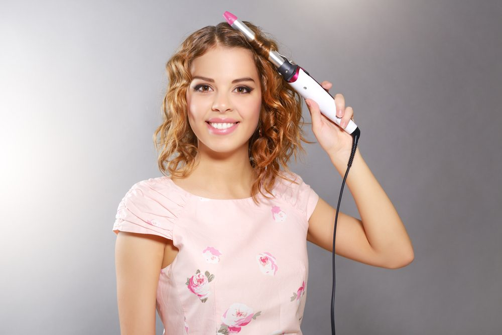 best curling iron for short hair