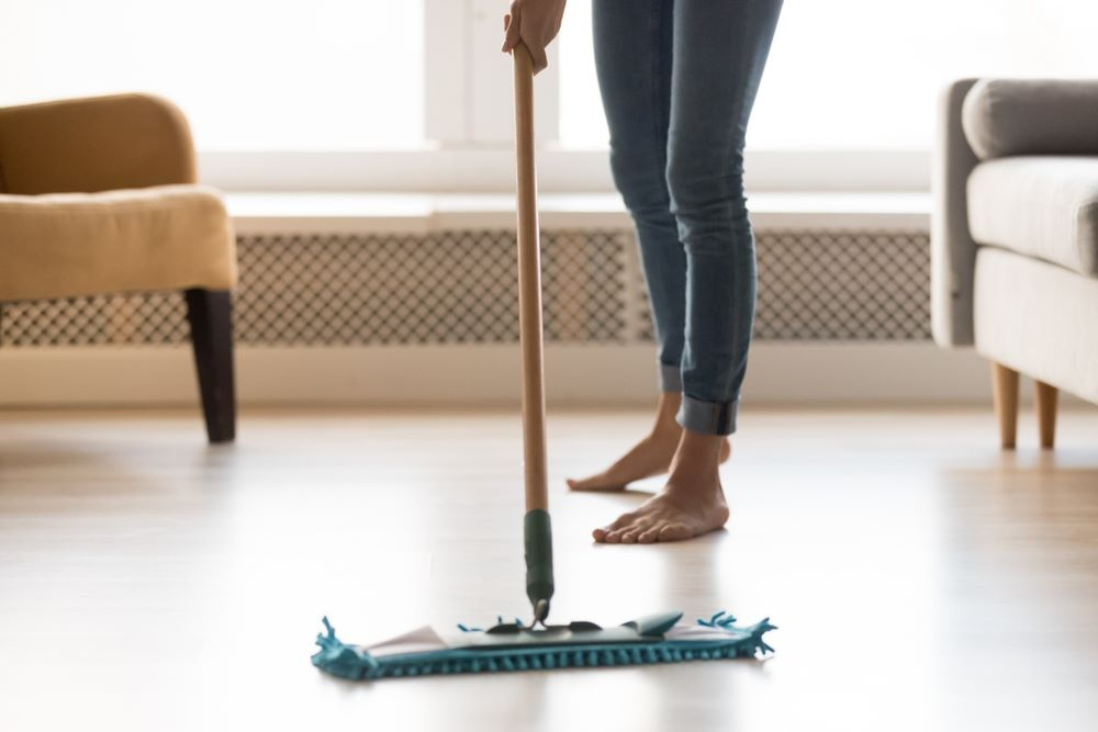 Using Best Mop for Laminate Floors